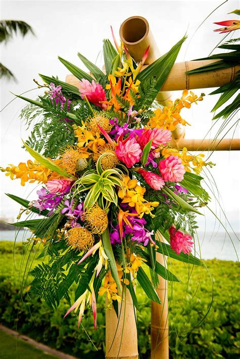 17 best ideas about tropical flower arrangements on 17 best images about tropical floral arrangements on