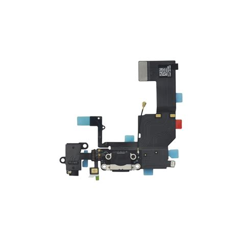 Dock Connector dock connector charging port headphone flex cable replacement for iphone 5c iphone