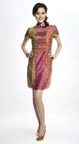 Kencana Ethnic Batik batik dress by parang kencana batik