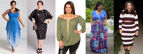latest trends the latest fashion trend for plus size ladies