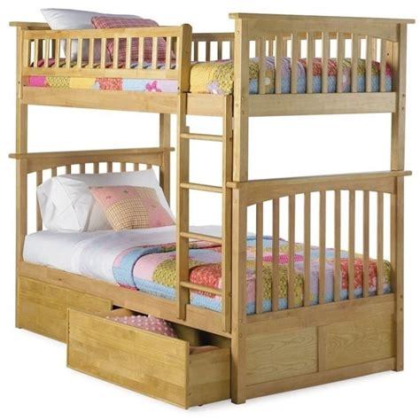 Atlantic Columbia Bunk Bed Atlantic Furniture Columbia Bunk Bed In Ab55105
