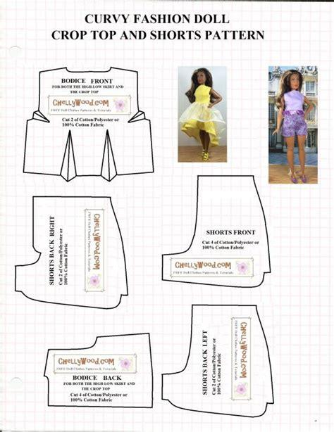 150 best doll clothes patterns images on pinterest 1713 b 228 sta bilderna om barbie patterns p 229 pinterest