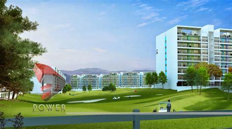 Dua Residency Floor Plan 3d Architectural Rendering Modern Apartment Kreutzwaldi