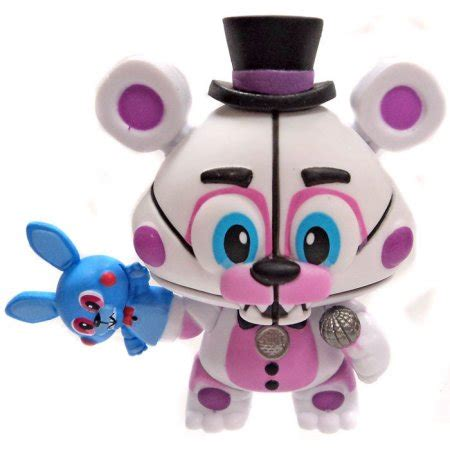 Funtime My 1st Teach Time Gift Set funko five nights at freddy s fnaf4 location mystery minis funtime freddy minifigure