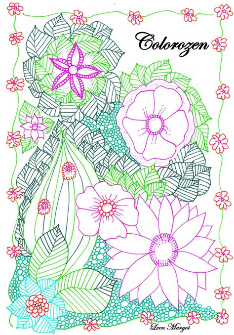 the many shades of gender coloring book inspiring designs and affirmations connecting all identities books colorzen coloring pages for adults coloring page