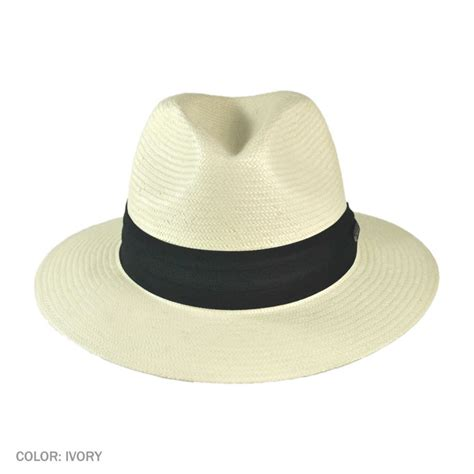 all fedoras where to buy all fedoras at village hat shop jaxon hats toyo straw safari fedora hat black band all