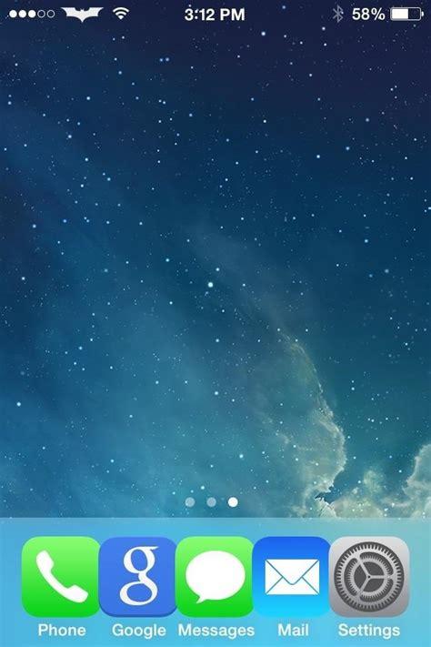 wallpaper iphone no dock screw translucency make your iphone s dock background in