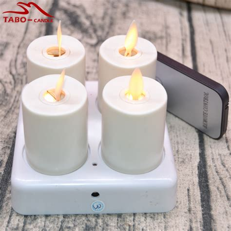 flameless rechargeable candles rechargeable flameless candles promotion shop for