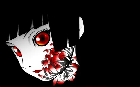 imagenes terrorificas wallpapers 391 jigoku shōjo hd wallpapers background images