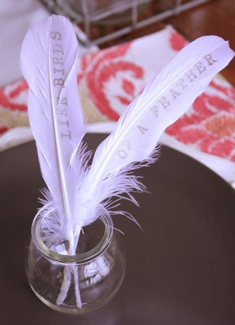 feather crafts for 25 lovely diy feather crafts ideas