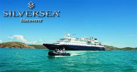 silversea cruises discoverer silver discoverer cruise ship silversea silver