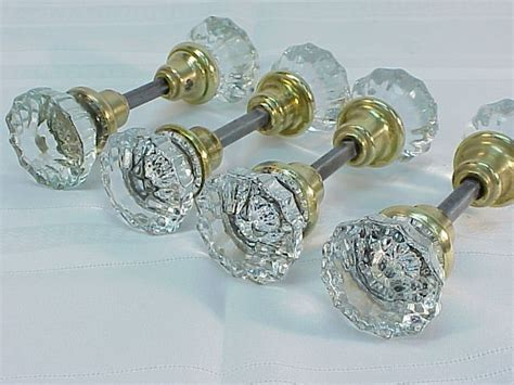 Vintage Glass Door Knobs by Vintage Glass Door Knobs For The Home