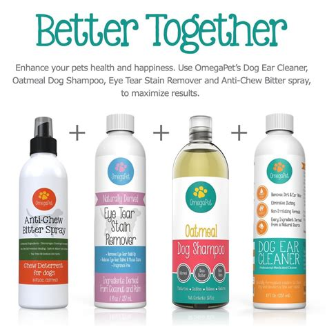 shih tzu tear stain remedies omegapet tear stain remover for dogs the fastest