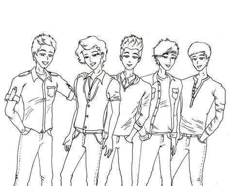 one direction coloring pages pdf 1 direction coloring pages www mindsandvines com