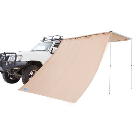 cing awning adventure kings awning wall 2 5m 4wd outdoor products
