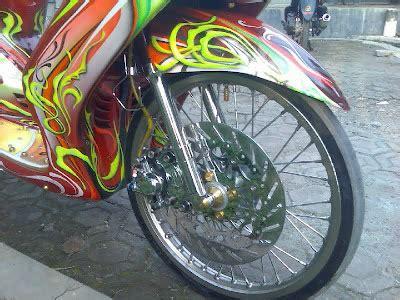 Batok Depan Soul Gt Ori Ygp mio soul modif airbrush oto trendz