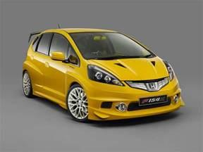 Honda Fit Mods Honda Fit F1545c Car Tuning