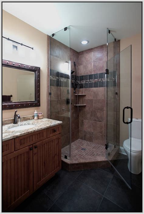 basement bathroom layouts