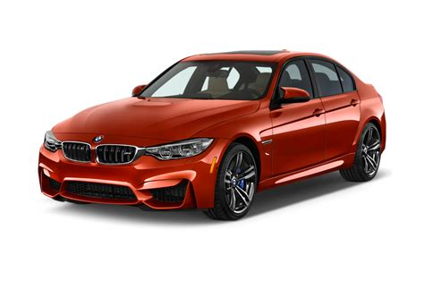 Bmw M3 Auto by 2017 Bmw M3 Reviews And Rating Motor Trend