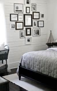 bedroom gallery lettered cottage guest bedroom photo wall