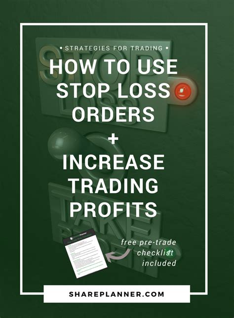 Valentino Stops Trading But Doesnt Stop Designing by How To Use Stop Loss Orders And Increase Trading Profits