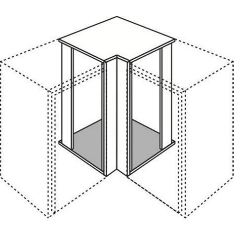 meuble d angle haut cuisine 1666 meuble de cuisine haut d angle recoupable cuisine