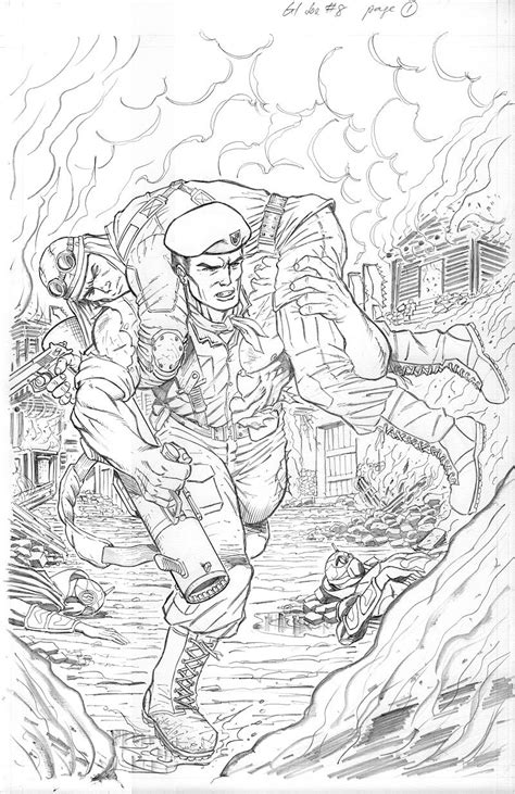 g i joe coloring book coloring book for and adults 35 illustrations best coloring books volume 12 books gi joe battle of cobra la pg1 by sheldongoh on deviantart