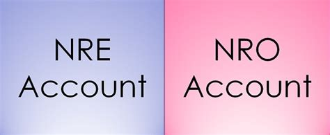 Non Ocis Search Confused About Nre And Nro Accounts The Difference Fh