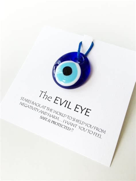 evil eye tattoo quotes 5pcs unique wedding favors evil eye bead 3 5cm with card
