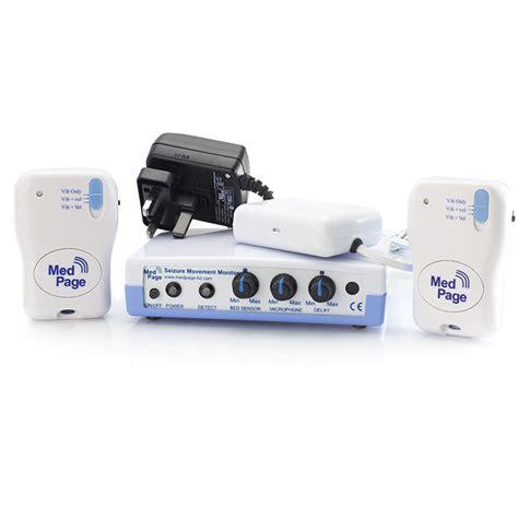 Epilepsy Mattress Alarm by Medpage Mp5 Epileptic Seizure Movement Detector Alarm