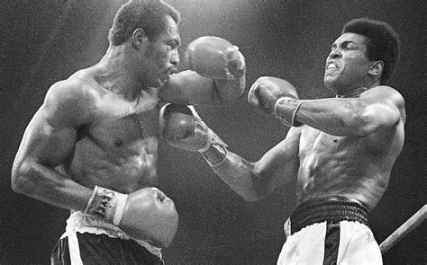 Ken Norton 'the fairest of them all', says George Foreman