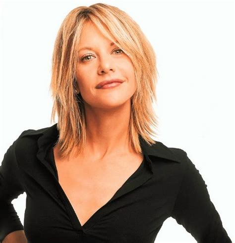 meg ryan s hairstyles over the years meg ryan hairstyles meg ryan meg ryan hairstyles and