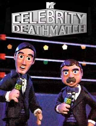 celebrity deathmatch pilot celebrity deathmatch a titles air dates guide