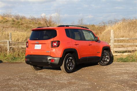 Northstar Jeep Review Renegade Screams Its Jeep Ness Toronto