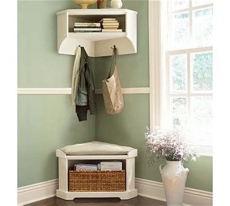 corner entry bench coat rack steps to organizing and decluttering the entryway my