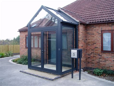 veranda hauseingang entrance porch with glass apex and roof jpg 2048 215 1536