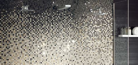 Bathroom Ceramic Wall Tile Ideas Four Seasons Mosaic Tile Collection From Ceramiche