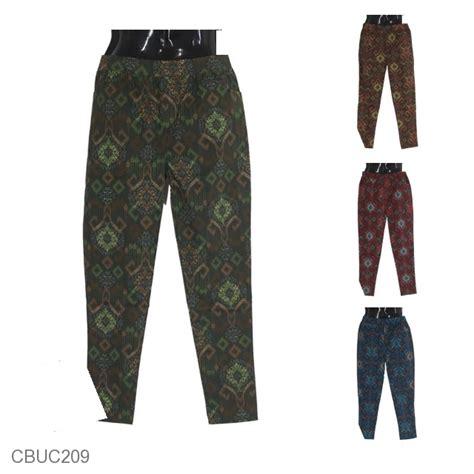Celana Motif A celana stretch motif kloso ritian celana murah