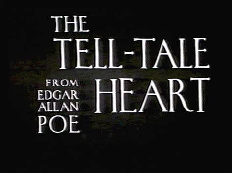 edgar allan poe biography the tell tale heart tell taleheart home