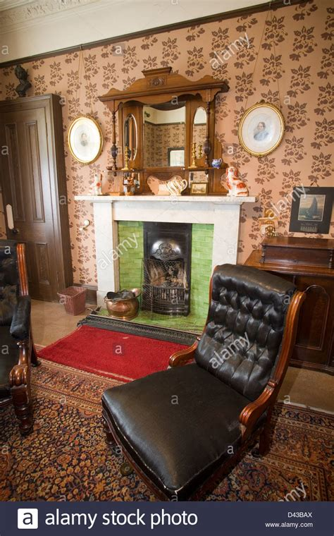 the livingroom glasgow living room tenement house glasgow stock photo royalty free image 54164514 alamy