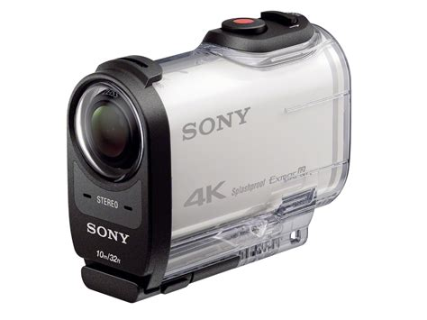 sony fdr x1000v with 4k recording announced at