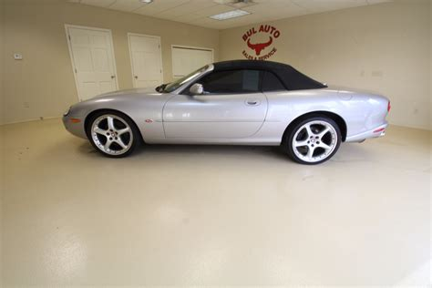 2000 jaguar xk8 xkr convertible stock 17049 for sale