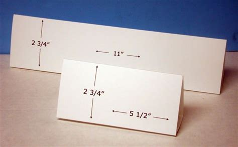 place card size template 1000 ideas about table tents on card table