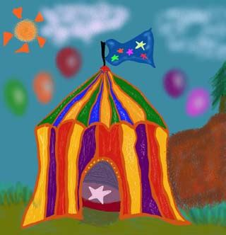 el circo con ventanas 8430549005 el circo cuentos cortos