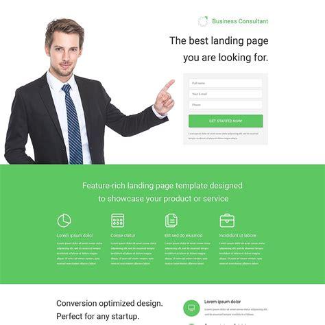 20 Best Psd Website Templates To Maximize Your Creative Flow Ewebdesign Recruitment Landing Page Template