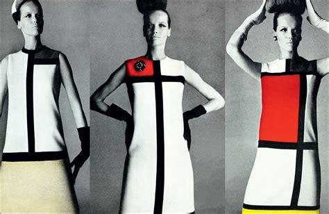 ysl design inspiration no one did de stijl like yves saint laurent fashion