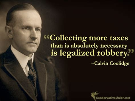 calvin coolidge quotes calvin coolidge quotes on taxes quotesgram