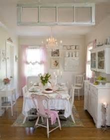 Shabby Chic Dining Rooms Shabby Chic Dining Room For The Home Pinterest