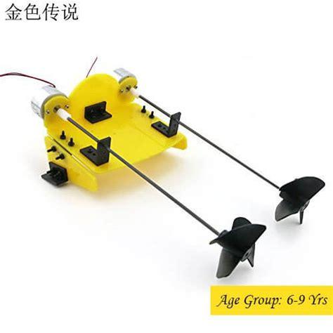 rc boat propeller shaft kit diy boat ship kit