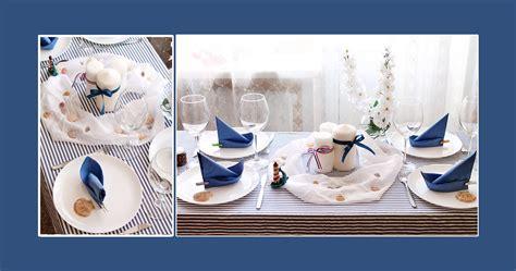 Tischdeko Hochzeit Maritim by Maritime Tischdeko Deko Ideen